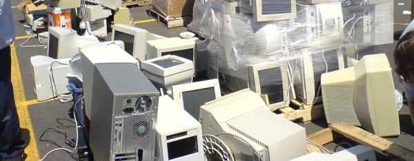 Рециклиране на електрическо и електронно оборудване, техника и др.